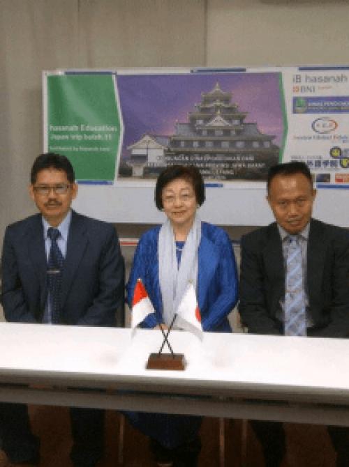 SMK Negeri Cariu Bisa Melanjutkan Pendidikan ke Jepang