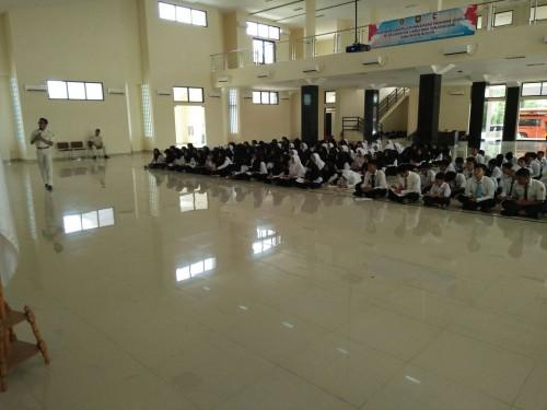 Ketua Purna Paskibra Kabupaten Bogor Hadir di Cariu