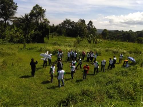 Latihan Drone Desa Membangun
