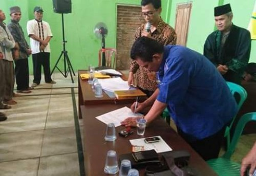 Panitia Pilkades Bantarkuning Buka Pendaftaran