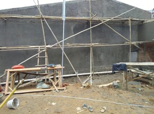 Pendataan dan Pengawasan Bangunan di Wilayah Cariu Oleh Tim Pengawas DTBP UPT wil I