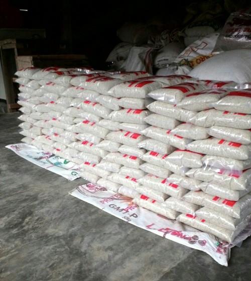 Stock beras bulan september aman