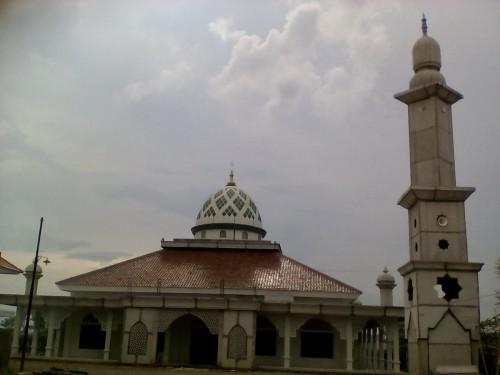 Masjid Besar Al-Falah Cariu