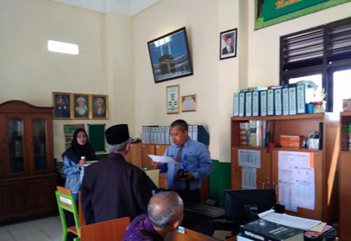 Tim Penilai Eco Pontren 2017 berkunjung ke Pondok Pesantren Ar-Risalah