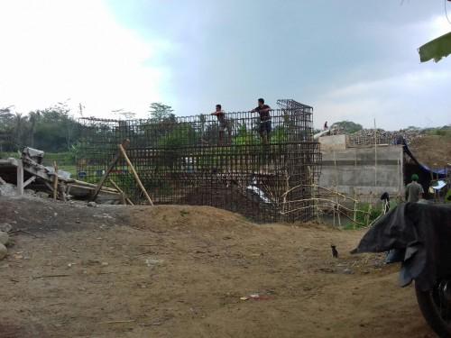 Jembatan Cikole hubungkan Kabupaten Bogor - Kabupaten Kerawang